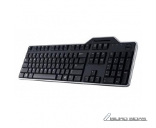 Dell KB-813 Keyboard layout Qwerty, Black, with smart c..