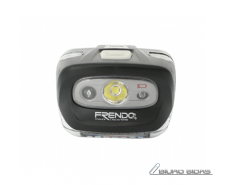 FRENDO Headlight Orion 160 CREE LED + Red LED, 160 lm, ..