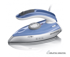 Severin Travel Steam Iron BA 3234  Silver/Blue, 1000 W,..