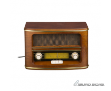 Camry Retro radio CR 1103 Wooden Brown, 1,5 W 195931