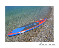 Viamare Inflatable SUP Race Board, 380 cm, 150 kg, Red/..