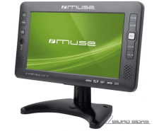 "Muse M-235TV 9"" (23 cm), HD LED, 800 x 400 pixels, DVB-.."