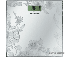Scarlett Bathroom scale SC-215 Maximum weight (capacity..