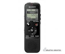 Sony Digital Voice Recorder ICD-PX470 Black, Stereo, MP..