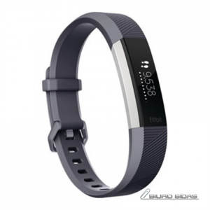 Fitbit Alta HR Small FB408SGYS-EU OLED, Warranty 24 month(s), Touchscreen, Bluetooth, Yes, Heart rate monitor, Blue/Gray, 199518