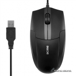 Acme MS14 wired, Standard Mouse, Black 199691