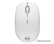 Dell WM126 wireless, White, Optical mouse 199815