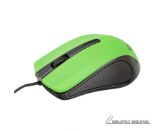 Gembird MUS-101-G 3-button optical mouse, No, Wired, No..