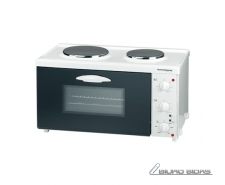 Mini Oven Rommelsbache­r TK 2505  22 L,  2 durable cast..