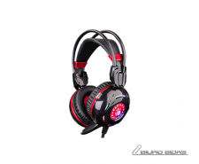 A4tech Bloody blazing Gaming Headset, black+red A4Tech ..