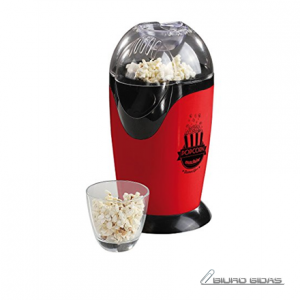 DomoClip LIVOO Pop-corn maker DOM336 1200 W, Red LIVOO Pop-corn maker DOM336 1200 W, Red 201116