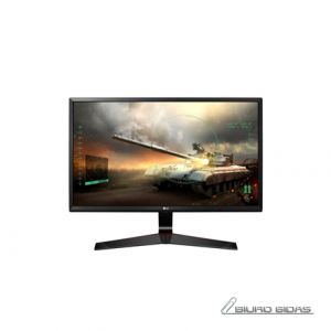 "LG Gaming 24MP59G-P 23.8 "", FHD, 1920 x 1080 pixels, 16:9, LED, IPS, 1 ms, 250 cd/m², Black"