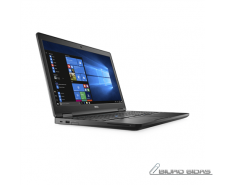 "Dell Latitude 5580 Black, 15.6 "", HD, 1366 x 768 pixels.."