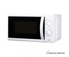 Gallet Microwave oven GALFMOM201W Mechanical, 800 W, Wh..