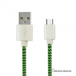 KSIX BXCUSBTV Data Cable, Micro USB, USB, 1 m..