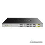 D-Link Switch DGS-1026MP Unmanaged, Rack moun..