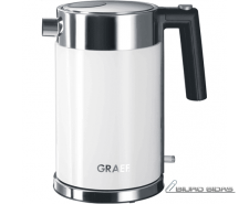 GRAEF. Kettle WK401EU Standard, Stainless steel, White,..