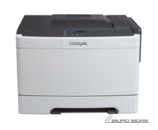 Lexmark CS317dn Colour, Laser, Printer, A4, Grey/ black..