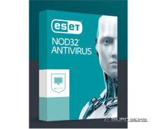 Eset NOD32 Antivirus, New electronic licence, 1 year(s)..