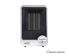 Mill HT600 Fan heater, 600 W, White 207952