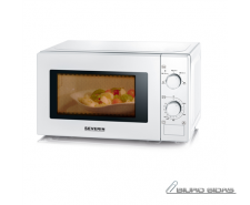 Severin Microwave Oven 7890 20 L, Mechanical, 700 W, Wh..