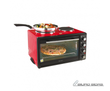 DomoClip Mini oven with electric hob  DOC139 Combined o..