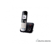 Panasonic Cordless KX-TG6821FXB Built-in display, Speak..