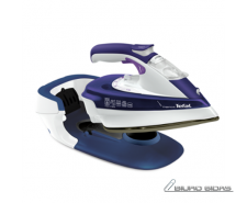 TEFAL Iron FV9966E0 White/ purple, 2600 W, Cordless., C..