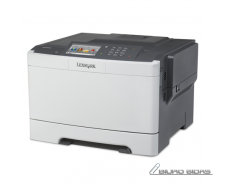 Lexmark Printer CS517de Colour, Laser, A4, Grey 210186