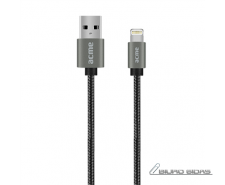 Acme CB2031G Lightning, USB A, 1 m, Grey 210456