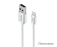 Acme Cable CB2031S 1 m, Silver, Lightning, USB A 210457
