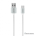 Acme CB2041S cable USB, Type-C, 1 m, Silver 2..