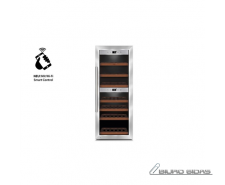 Caso Wine cooler  WineComfort 380 Smart  Free standing,..
