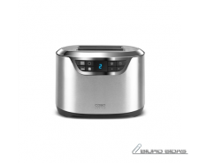 Caso Toaster NOVEA T2  Stainless steel, Stainless steel..