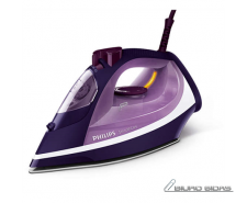 Philips Iron GC3584/30 Purple, 2600 W, Steam iron, Cont..
