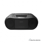 Sony Tape and CD Boombox with Radio CFDS70B 2..