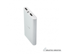 Acme Power bank PB15S 10000 mAh, Silver, 2 USB ports, A..