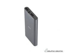 Acme Power bank PB15G 10000 mAh, Space Gray, 2 USB port..