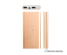 Acme Power bank PB15GD 10000 mAh, Gold, 2 USB ports, Al..