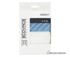 Ecovacs Wet/Dry Cleaning Cloths  D-S733  for DEEBOT M81..