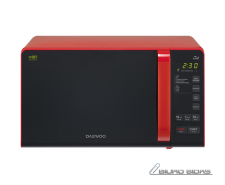 DAEWOO Microwave oven with Grill KQG-663R 20 L, Grill, ..