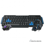 Gamdias Poseidon E1 Gaming combo 3-in-1 C100 ..