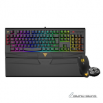 Gamdias GKC6011 Ares 7 Color membrane gaming ..