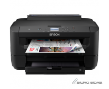 Epson Printer with two trays  WF-7210DTW Colour, Inkjet..