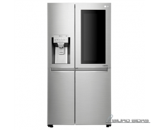 LG Refrigerator GSX961NSAZ A++, Free standing, Side by ..