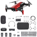 DJI Mavic Air Fly More Combo, Flame Red 217852