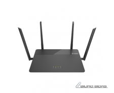 D-Link MU-MIMO router DIR-878 10/100/1000 Mbit/s, Ether..