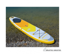 Viamare Inflatable SUP Board, 330 cm, 160 kg, Yellow, w..