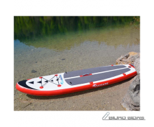 Viamare Inflatable SUP Board, 300 cm, 120 kg, Red 217986