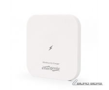 Energenie Wireless Qi charger, 5 W, square, White EnerG..